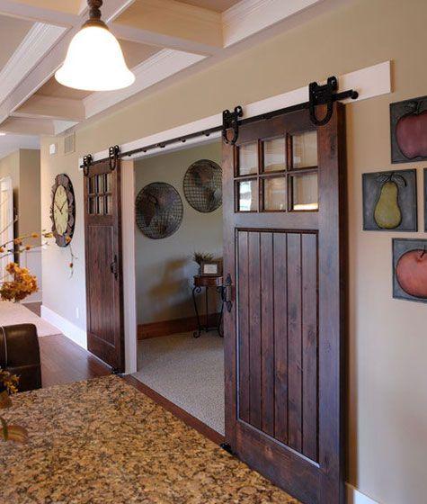 zawiesia starych drzwi przesuwnych