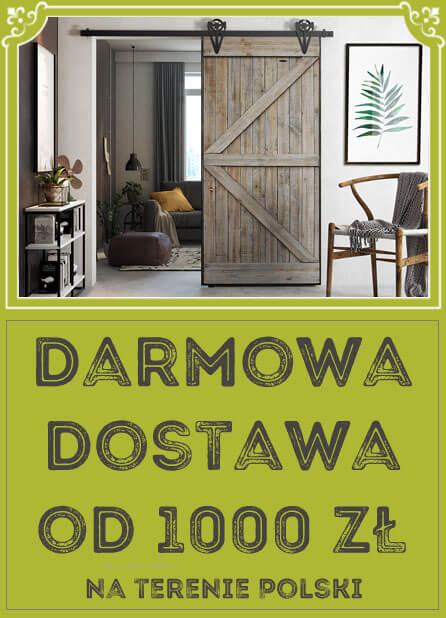 Darmowa dostawa od 1000 złotych