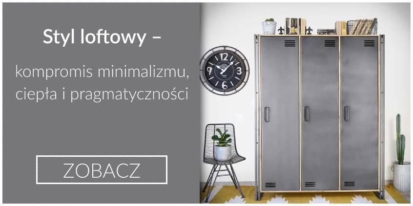 Styl loftowy – kompromis minimalizmu, ciepła i pragmatyczności