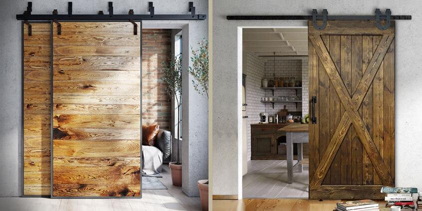 Drzwi przesuwne - jakie wybrać?