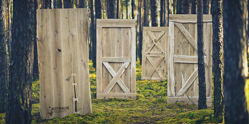 Drewniane drzwi przesuwne – idealne rozwiązanie do każdego domu!