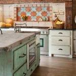 Rustykalne akcesoria w kuchni