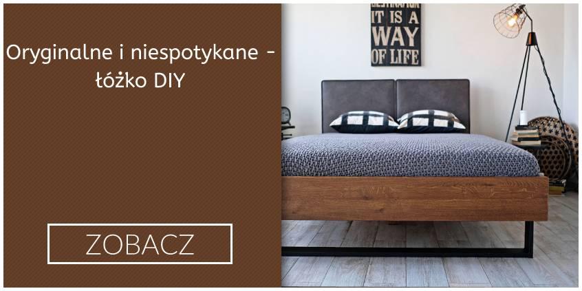 Oryginalne i niespotykane – łóżko DIY