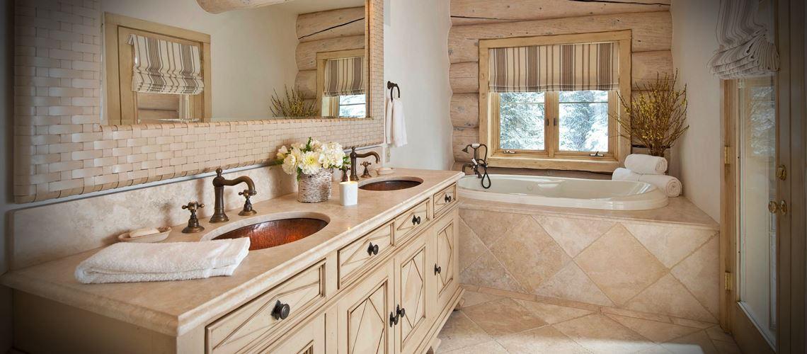 Armatura łazienkowa w starym stylu, czyli retro krany i prysznice