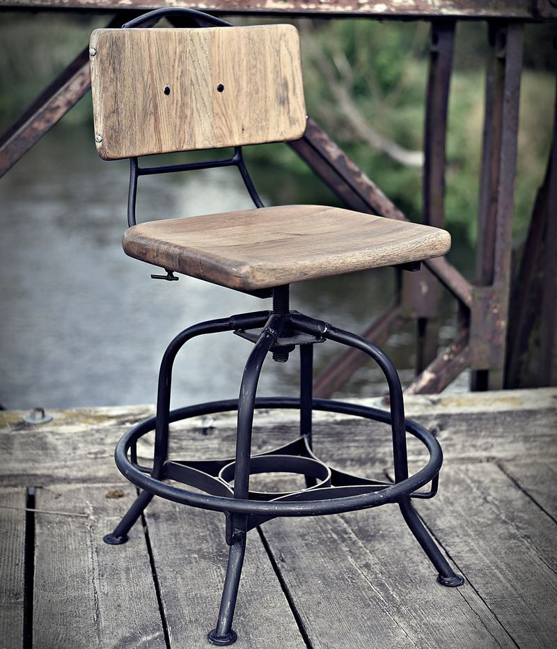 krzesło industrial