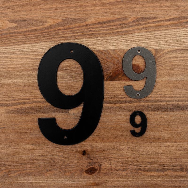 oznaczenie domu numeracja