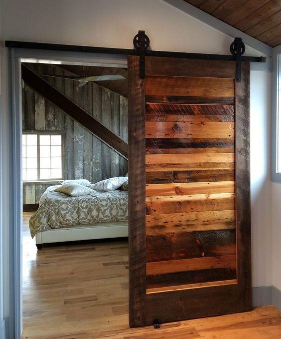 drzwi drewniane kołowrota