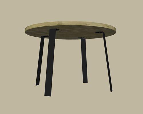 nogi do stołu okrągłego