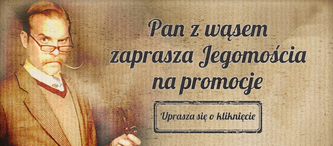 Promocje retro produkty rustykalne
